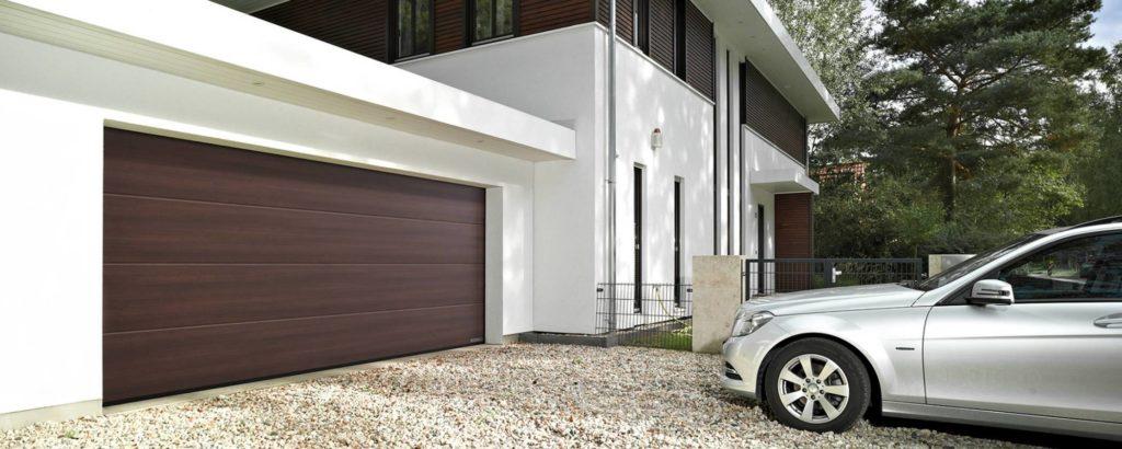 Garażowe bramy segmentowe Duragrain