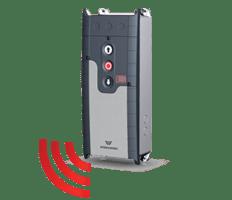Bezprzewodowy system transmisji sygnału WSD